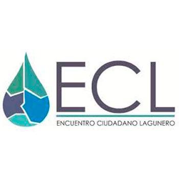 Imagen logotipo ECL Encuentro Ciudadano Lagunero